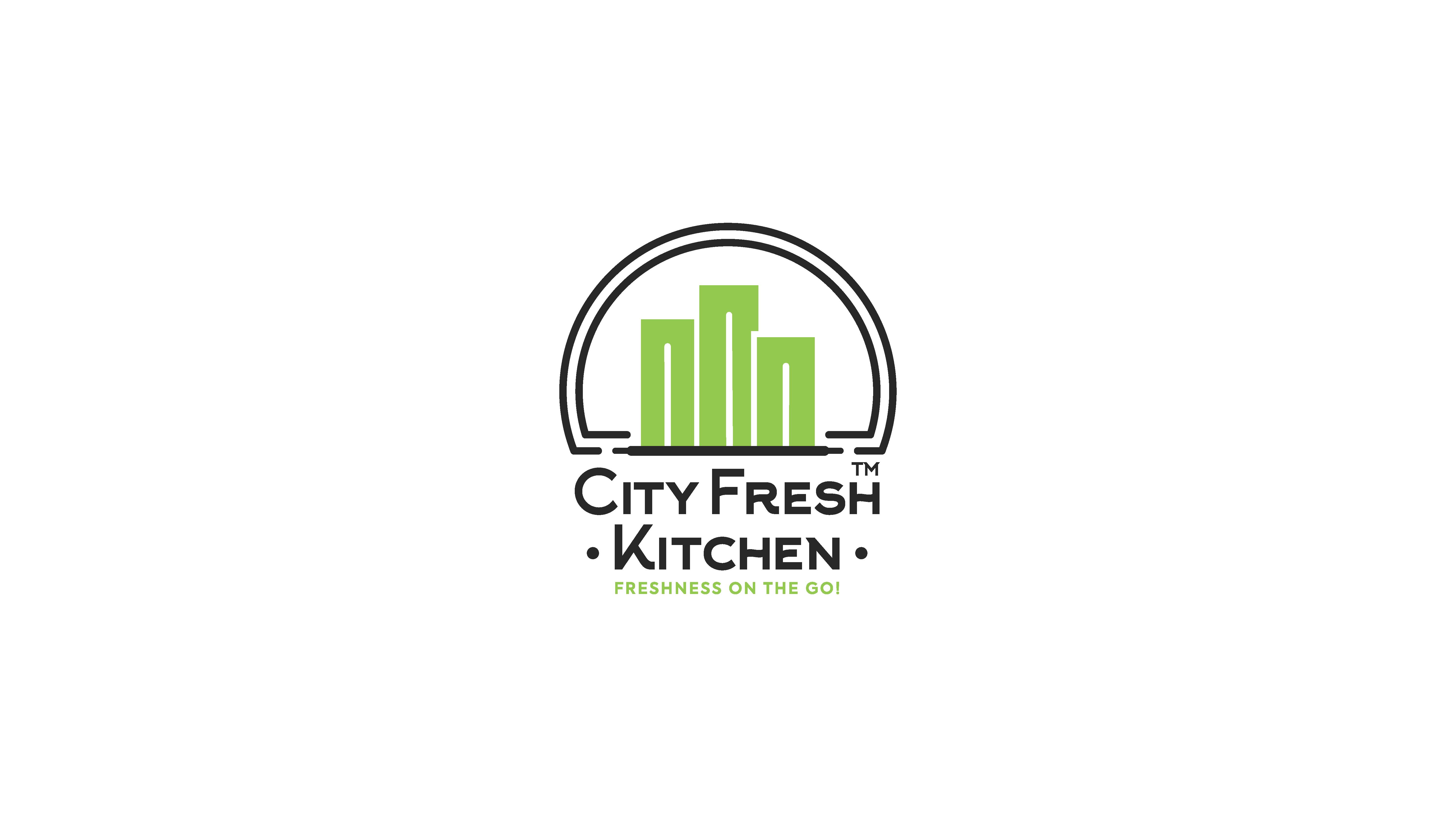 City Kitchen Logo alfa co for operation services
